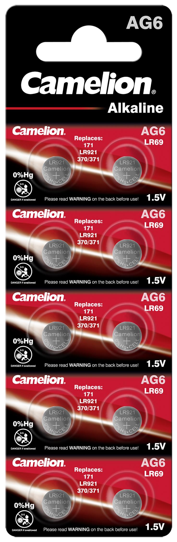 Camelion AG6 - LR920 10x