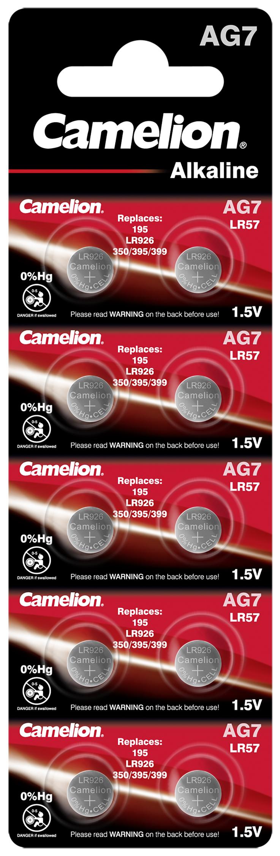 Camelion AG7 - LR927 10x