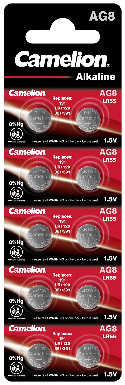Camelion AG8 - LR1120 10x