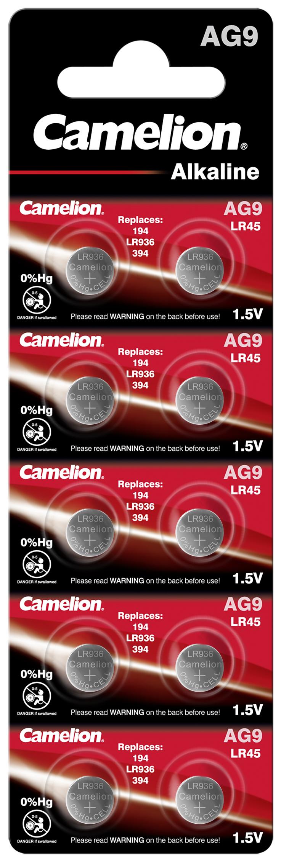 Camelion AG9 - LR936 10x