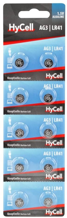 HyCell AG3 - LR41 10x