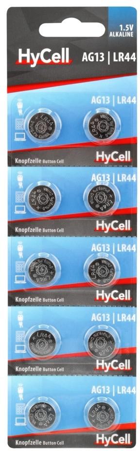 HyCell AG13 - LR44 10x