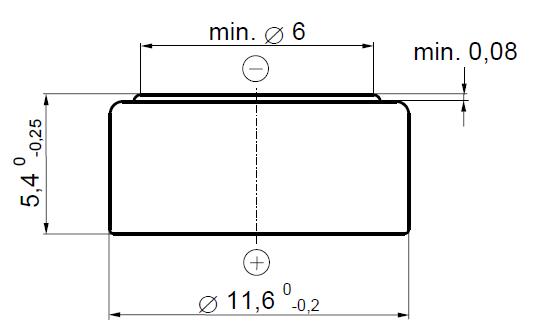 LR44 knoopcell batterij