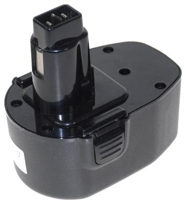 XCell 140042 Gereedschapsaccu Vervangt originele accu Black & Decker A9262, Black & Decker A9276 14.