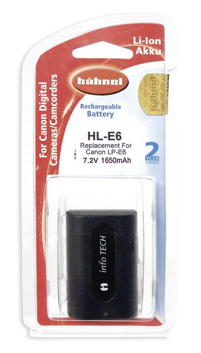 Hähnel HL-E6