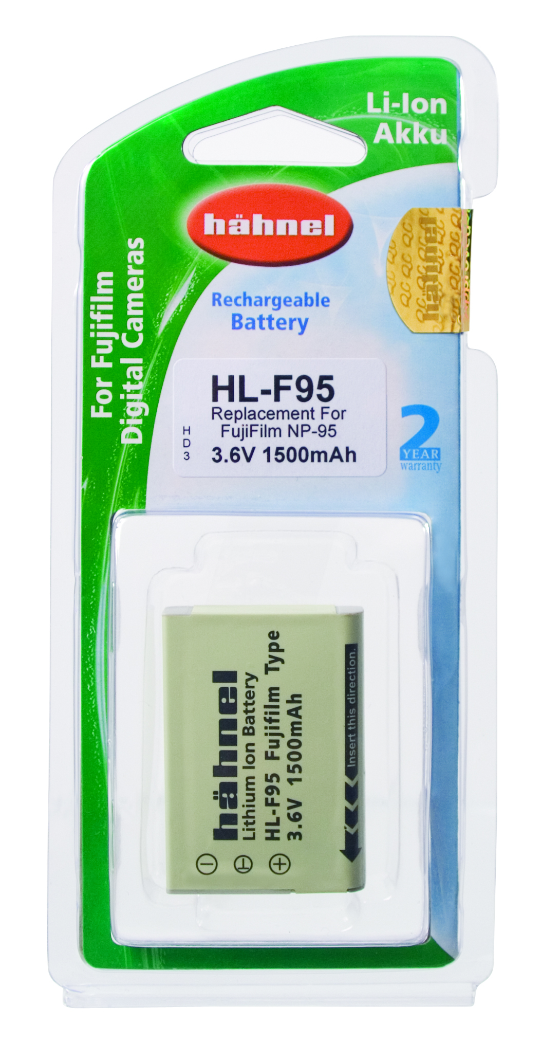 Hähnel HL-F95