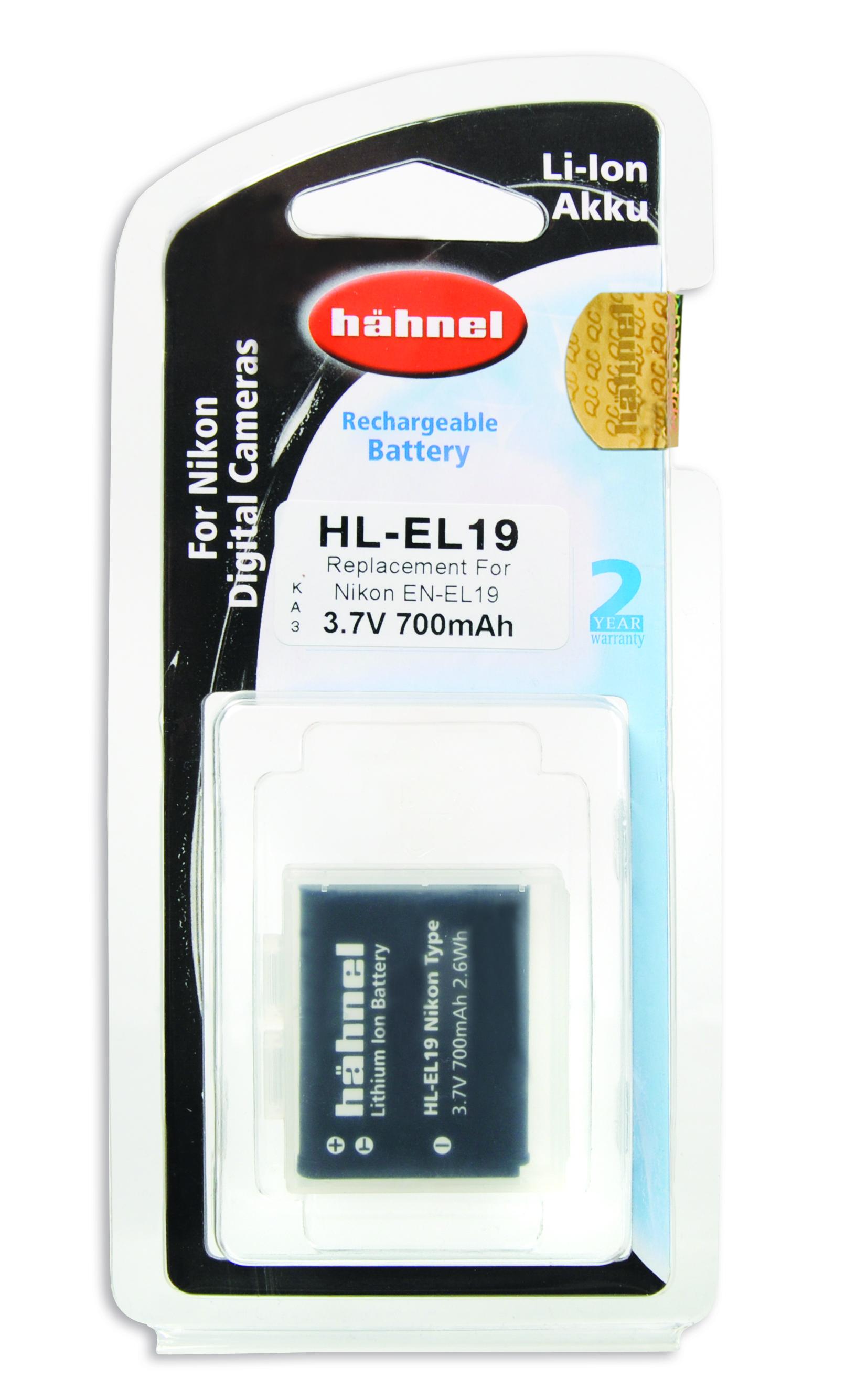 Hähnel HL-EL 19