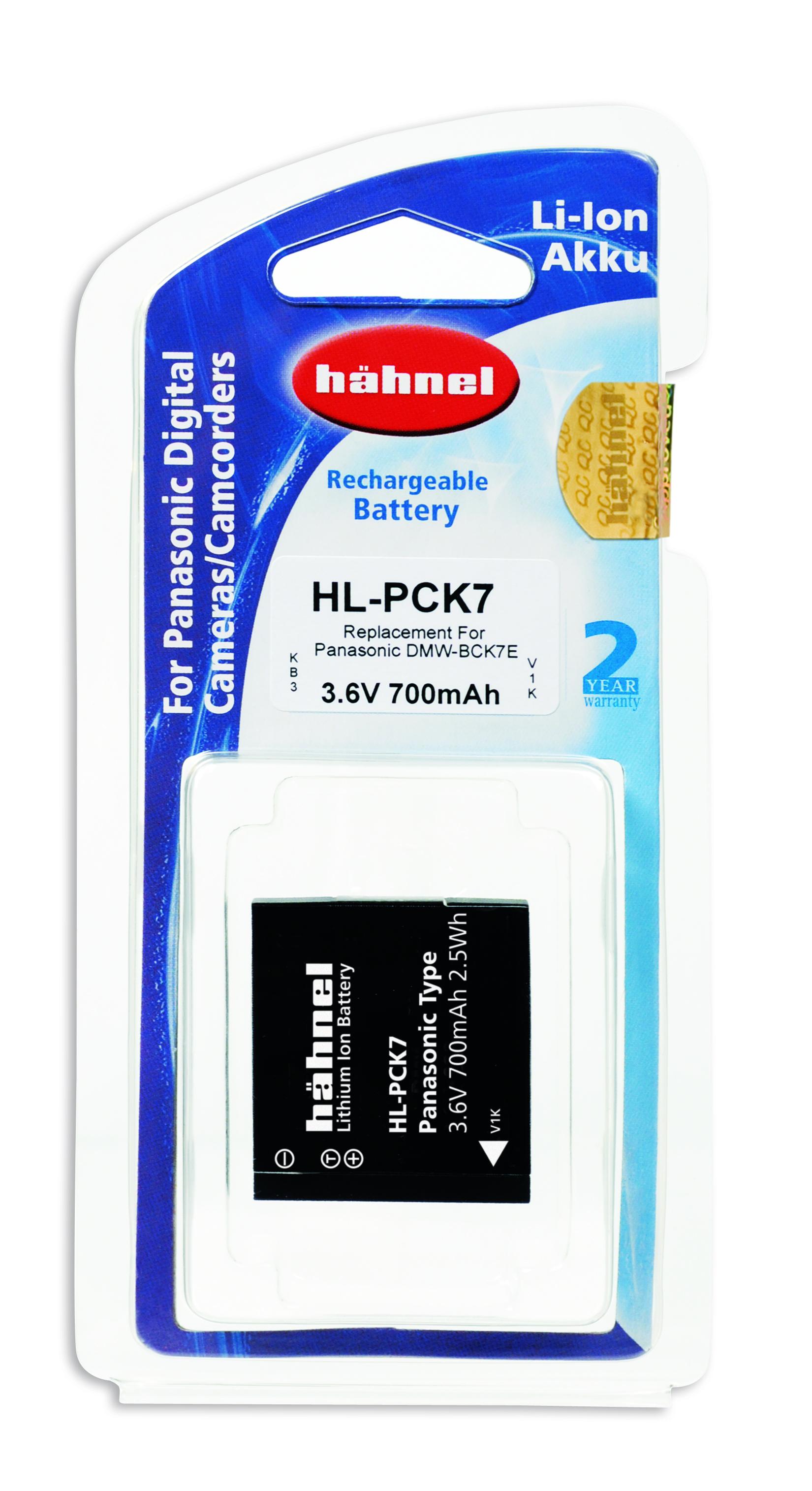 Hähnel HL-PCK7