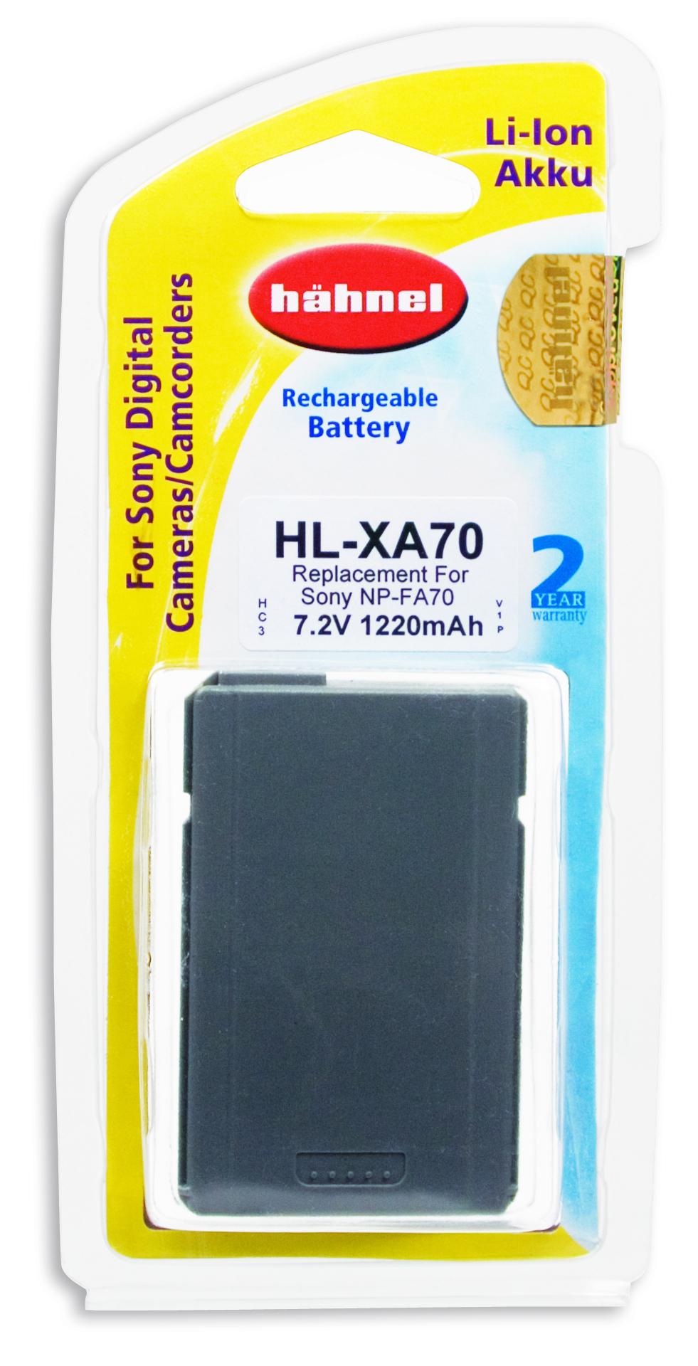 Hähnel HL-XA70