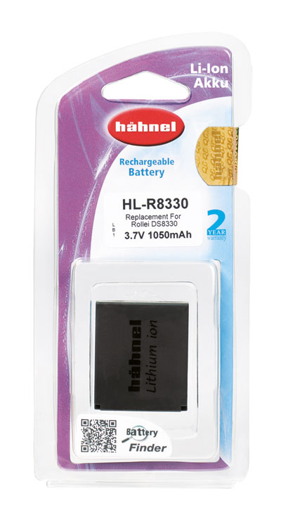 Hähnel HL-R8330