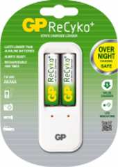 GP Recyko PowerBank 410 + 2x GP Recyko AA 2000mAh