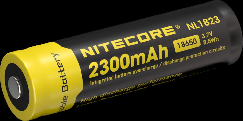 Nitecore 18650 li-ion NL1823 2300mAh