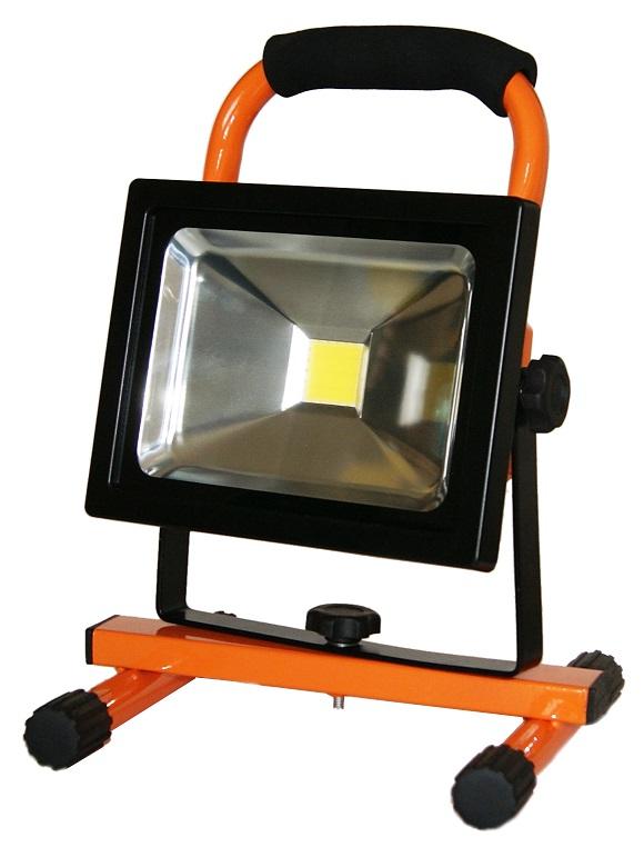 Sila 20W LED Bouwlamp met accu