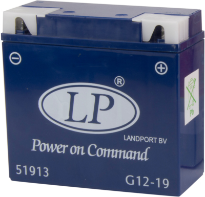 Landport GEL Startaccu 12V 21Ah MG G12-19