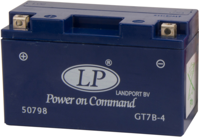 Landport GEL Startaccu 12V 6Ah MG GT7B-4