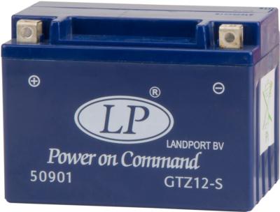 Landport GEL Startaccu 12V 11Ah MG GTZ12-S