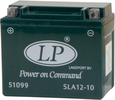 Landport SLA Startaccu 12V 12Ah MB SLA 12-10