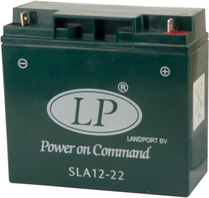 Landport SLA Startaccu 12V 22Ah MB SLA 12-22