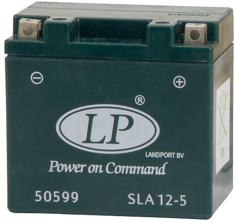 Landport SLA Startaccu 12V 6Ah MB SLA 12-5
