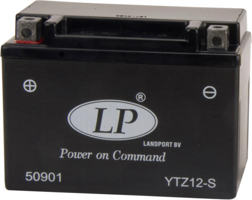 Landport SLA Startaccu 12V 11Ah MB YTZ12-S