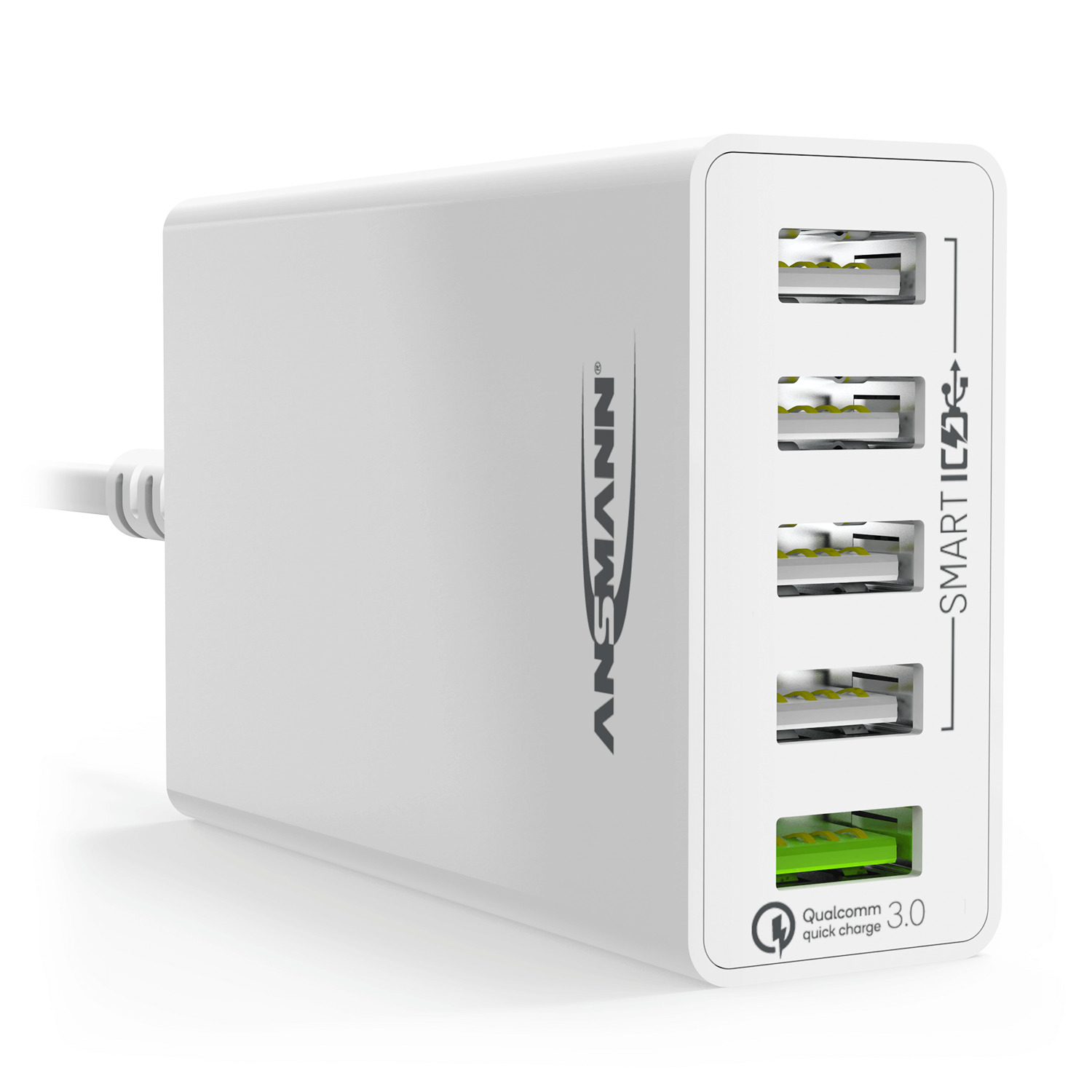 Ansmann Home Charger 50W USB-lader met QC 3.0